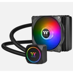 THERMALTAKE TH120 ARGB Sync AIO Liquid Cooler komplet vodního chlazení CPU, chladič 120mm s 1x ventilátorem 120mm (pro INTEL a A