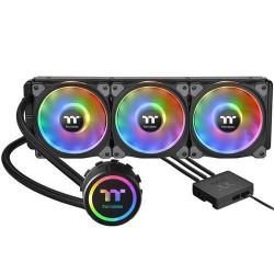 THERMALTAKE Floe DX RGB 360 TT Premium Edition komplet vodního chlazení CPU, chladič 393mm s 3x ventilátorem 120mm (pro INTEL a