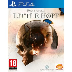 PS4 - The Dark Pictures - Little Hope