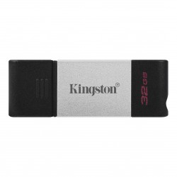 32GB Kingston DT80 USB-C 3.2 gen. 1