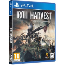 PS4 - Iron Harvest 1920+ D1 Edition
