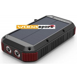 Solární powerbanka Wodasport  SolarDozer X30 WDS983S, Outdoor Adventure  30100 mAh, 6v1
