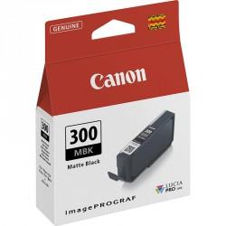 Canon PFI-300 Matte BK