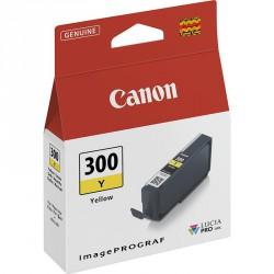 Canon PFI-300 Yellow