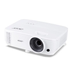 Acer DLP P1255 - 4000Lm, XGA, 20000:1, HDMI, VGA, USB, repro. bílý