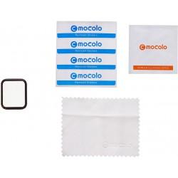 Mocolo 5D Tvrzené Sklo Black iWatch 1/2/3/4/5 40mm
