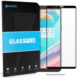 Mocolo 5D Tvrzené Sklo Black Realme X3