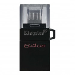 64GB Kingston DT MicroDuo 3, USB 3.0 (android/OTG)