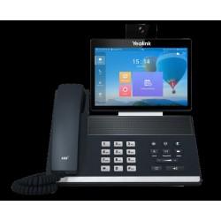 "Yealink VP59 IP tel. 8"" bar. LCD, 27 prog. tl. GigE, VCS"