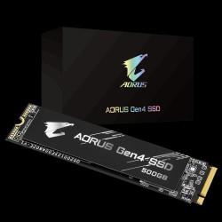 GIGABYTE AORUS Gen4 SSD 500GB