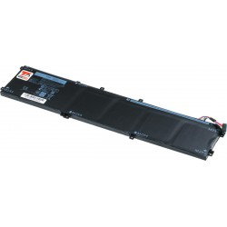 Baterie T6 power Dell Precision 15 5520, 5530, XPS 15 9560, 9570, 8500mAh, 97Wh, 6cell, Li-pol