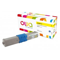 OWA Armor toner pro OKI 46508713,žlutá/yellow