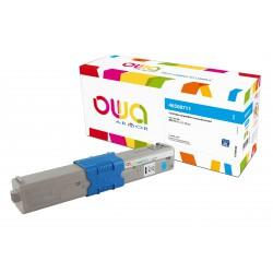 OWA Armor toner pro OKI 46508711,modrá/cyan