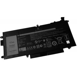 Dell Baterie 4-cell 60W/HR LI-ON pro Latitude 5289, 7389, 7390 2v1