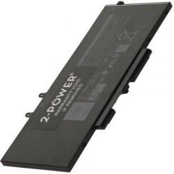 2-POWER Baterie 7,6V 8500mAh pro Dell Latitude 5400, Latitude 5500, Precision 3540 (M3540)