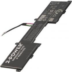 2-POWER Baterie 7,4V 2745mAh pro Dell Latitude 13 2-in-1 (7350)