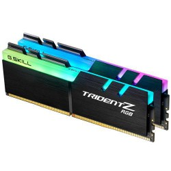 G.SKILL 32GB 2x16GB Trident Z RGB DDR4 3600MHz CL16 1.35V