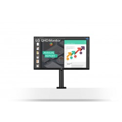 "27"" LG LED 27QN880 - QHD,IPS,Ergo,USB-C,HDMI2x,DP"