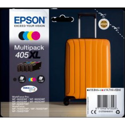 Epson Multipack 4 Colours 405XL DURABrite Ultra Ink