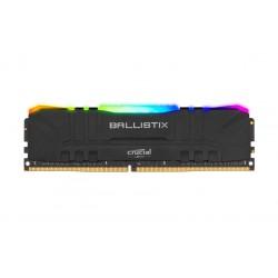 64GB DDR4 3600MHz Crucial Ballistix CL16 2x32GB Black RGB