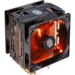 COOLER MASTER CPU chladič HYPER 212, LED podsvícení, TURBO, černý