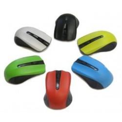 Gembird myš MUS-101, červená, USB