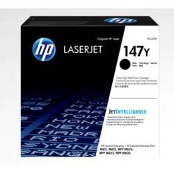HP 147Y LaserJet černá tonerová kazeta, W1470Y