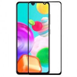5D tvrzené sklo Samsung Galaxy A41 (A415) Black (FULL GLUE)
