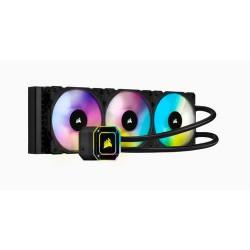 CORSAIR H150i ELITE CAPELLIX komplet vodního chlazení CPU s 3x120mm ventilátorem (pro socket 1200, 1150, 1151, 1155, 1156, 1366,