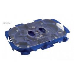 Optická kazeta pro 24 svárů SXOK-24