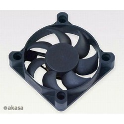 přídavný ventilátor Akasa 50x50x10 black OEM