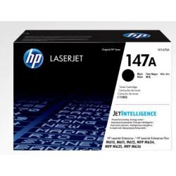 HP 147A LaserJet černá tonerová kazeta, W1470A