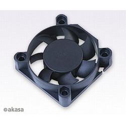 přídavný ventilátor Akasa 40x40x10 black OEM
