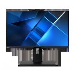 """24"""" Acer B248Y - IPS, FullHD@75Hz, 4ms, 250cd/m2, 16:9, HDMI, DP, USB-C, pivot, webkamera + 3Y NBD"""