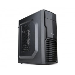case Zalman minitower T4, mATX/mITX, bez zdroje, USB3.0, černá
