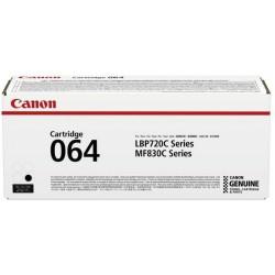 Canon CRG 064 Black, 6 000 str.