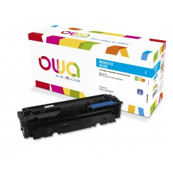 OWA Armor toner pro HP W2031X,modrá/cyan