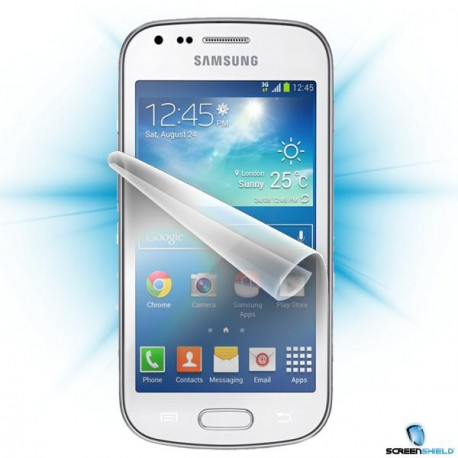 Screenshield  Samsung S7580 ochrana displeje