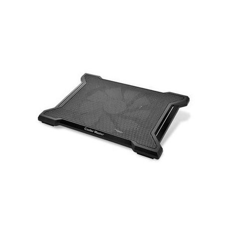 chladicí podstavec Cooler Master X-Slim II pro NTB do 15,6'' black, 20cm fan