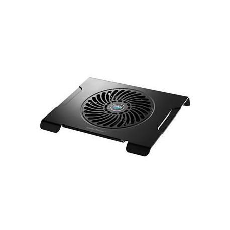 chladicí podstavec Cooler Master CMC3 pro NTB 12-15'' black, 20cm fan