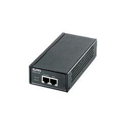 ZyXEL 1-port PoE Injector,802.3at (30W) POE12-HP