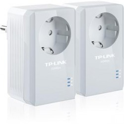 TP-Link TL-PA4010P 600Mbps Powerline Starter Kit