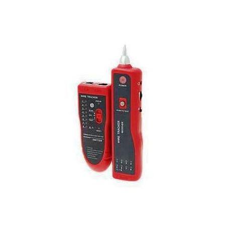 UTP kabel tester RJ45,RJ11,plast. hrot, dohl. vodičů