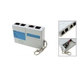 Kapesní UTP kabel tester RJ45,RJ11