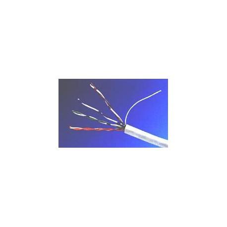 GEMBIRD Eth kabel UTP drát  c5e 305m venkovní