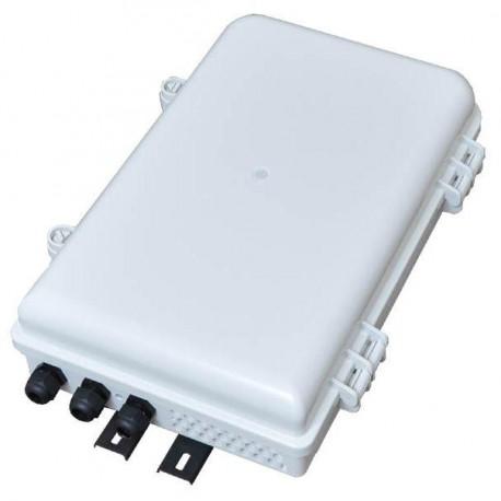 Optický FTTH spojovací box pro 24pigtailů vč kazet