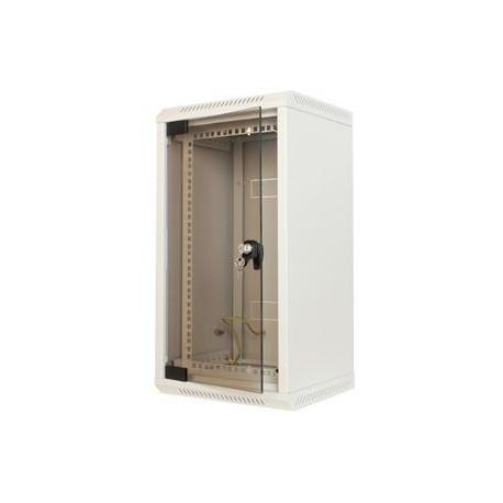 Rack jednodílný,10'-10U nebo 19'-5U/460mm,skl.dv.