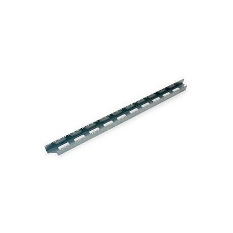 Vertikální kabelový kanál - 1ks - 22U