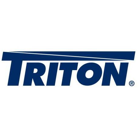 Dveře celoplechové pro 9U nástěnný Triton rack