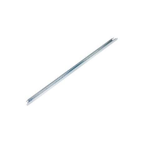Vert. kabel. kanál 1ks 15U tvar C, 19' prostupy
